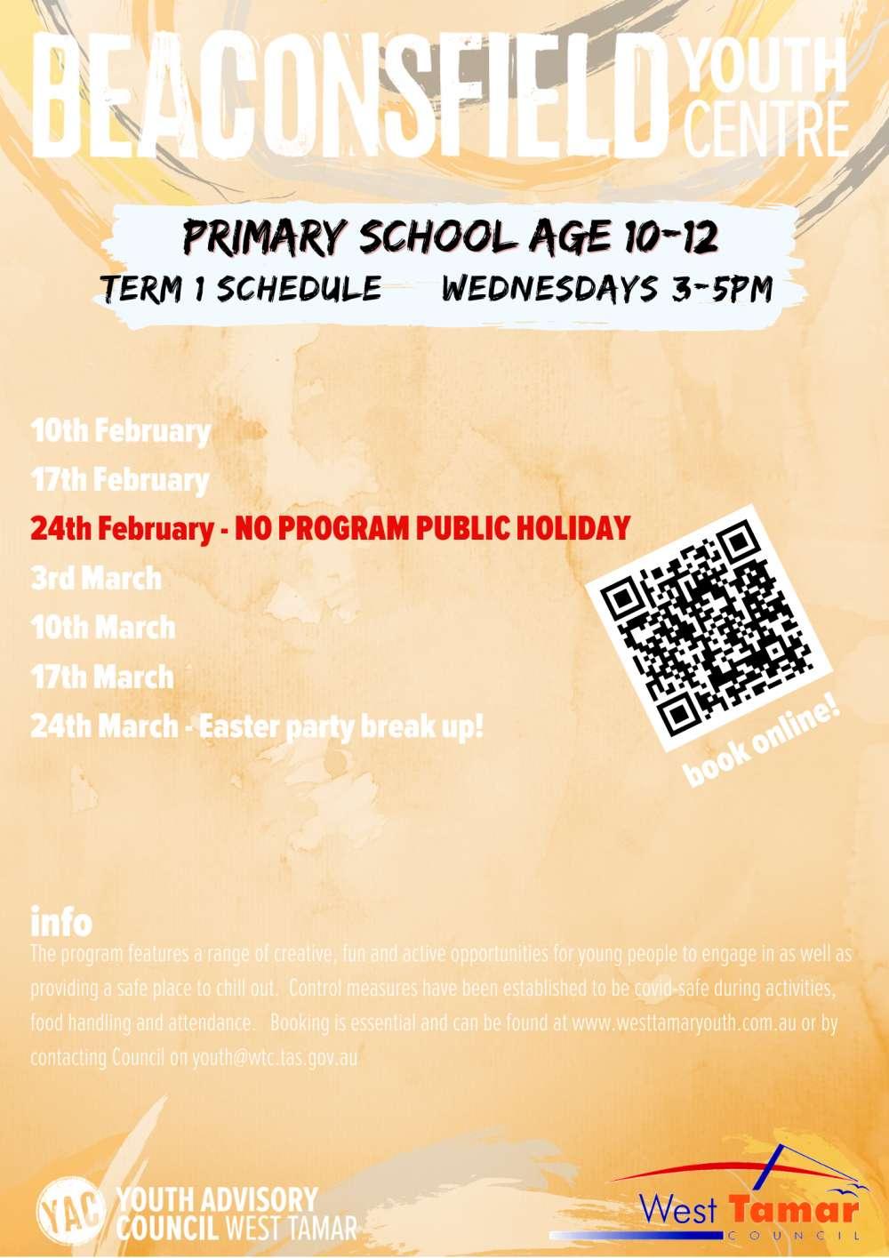 Primary School term 1