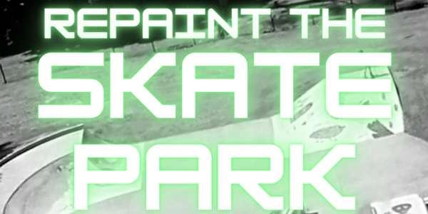 Repaint the Beaconsfield Skate Park