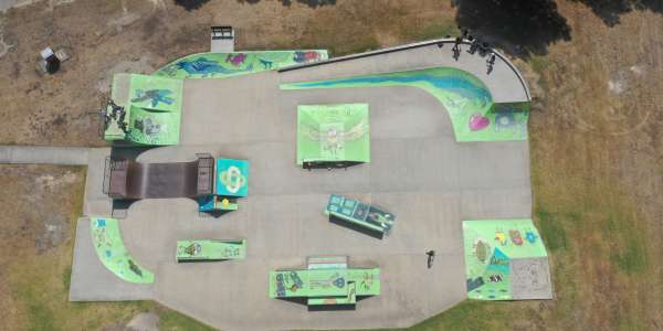 Beaconsfield Skate Park Comp