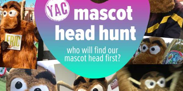 YAC Mascot Head Hunt